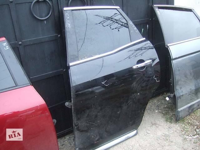 бу Б/у дверь задняя для легкового авто Mazda CX-7 в Ровно