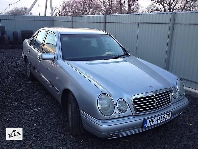 Б/у дверь задняя для легкового авто Mercedes 210- объявление о продаже  в Луцке