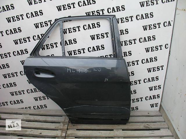 Б/у дверь задняя для легкового авто Mercedes ML-Class 2012- объявление о продаже  в Луцке