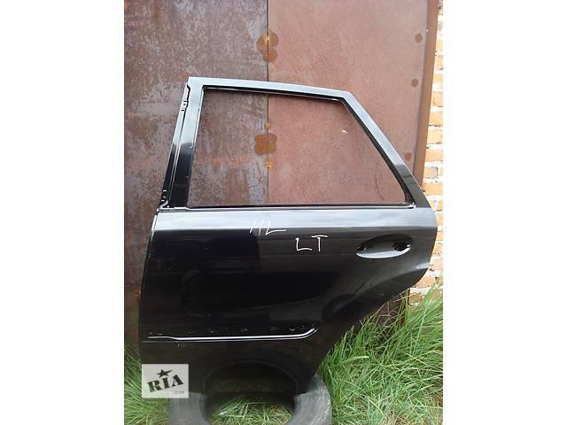 бу Б/у дверь задняя для легкового авто Mercedes ML-Class w164 В НАЯВНОСТІ!!! в Львове