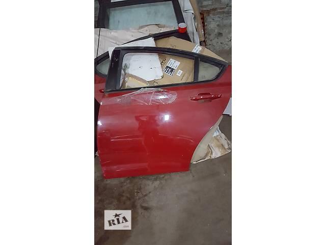 купить бу Б/у дверь задняя для легкового авто MG 6 в Ровно