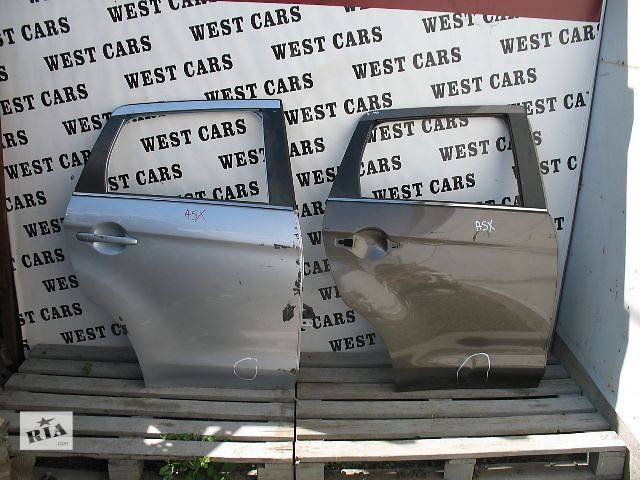 продам Б/у дверь задняя для легкового авто Mitsubishi ASX бу в Луцке