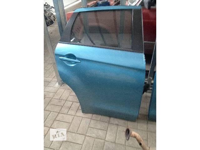 купить бу Б/у дверь задняя для легкового авто Mitsubishi ASX в Днепре (Днепропетровск)