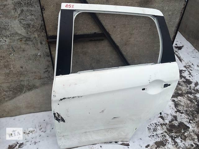 купить бу Б/у дверь задняя для легкового авто Mitsubishi ASX в Киеве
