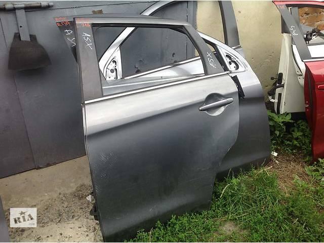бу Б/у дверь задняя для легкового авто Mitsubishi ASX в Ровно
