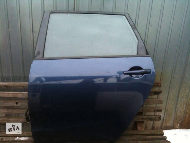 Б/у дверь задняя для легкового авто Mitsubishi Grandis- объявление о продаже  в Киеве