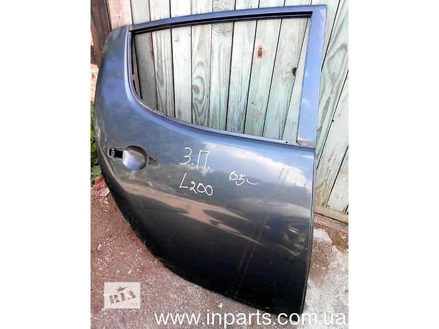 бу Б/у дверь задняя для легкового авто Mitsubishi L 200 в Ровно