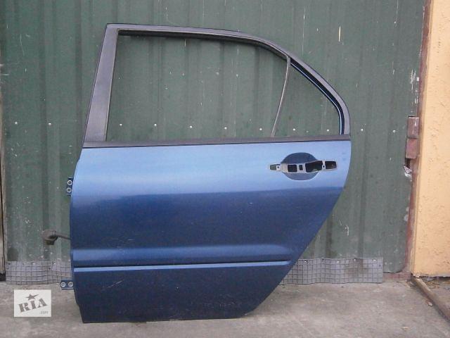 бу Б/у дверь задняя для легкового авто Mitsubishi Lancer 9 в Луцке