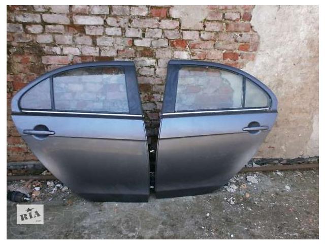 продам Б/у дверь задняя для легкового авто Mitsubishi Lancer X 2008 бу в Киеве