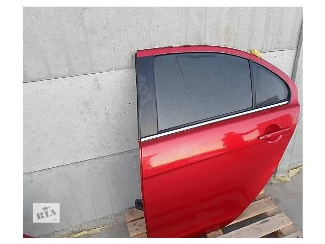 Б/у дверь задняя для легкового авто Mitsubishi Lancer X- объявление о продаже  в Ровно