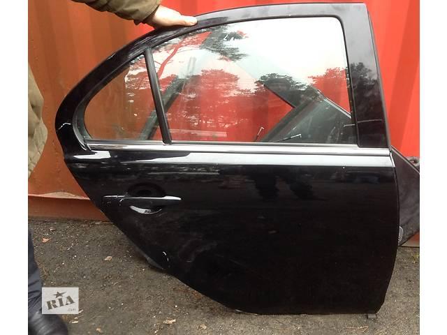 бу Б/у дверь задняя для легкового авто Mitsubishi Lancer X в Киеве