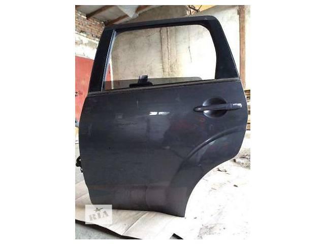 продам Б/у дверь задняя для легкового авто Mitsubishi Outlander XL 2008 бу в Киеве