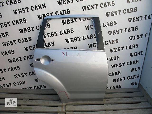 купить бу Б/у дверь задняя для легкового авто Mitsubishi Outlander XL 2010 в Луцке