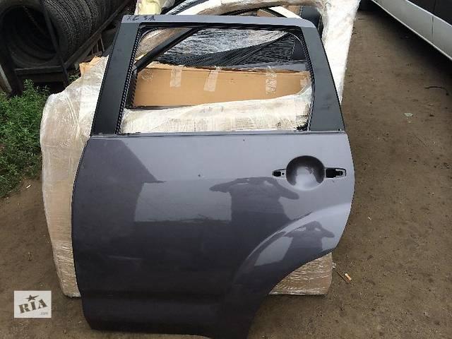 купить бу Б/у дверь задняя для легкового авто Mitsubishi Outlander XL в Киеве