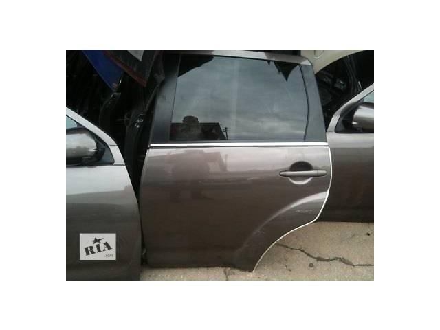 купить бу Б/у дверь задняя для легкового авто Mitsubishi Outlander XL в Ровно