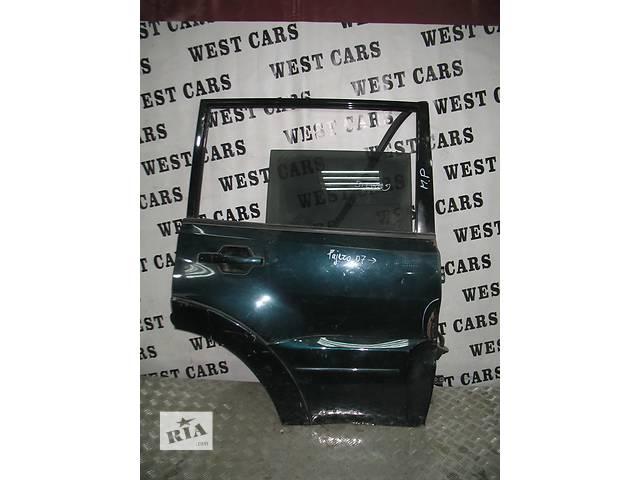 продам Б/у дверь задняя для легкового авто Mitsubishi Pajero Wagon 2007 бу в Луцке