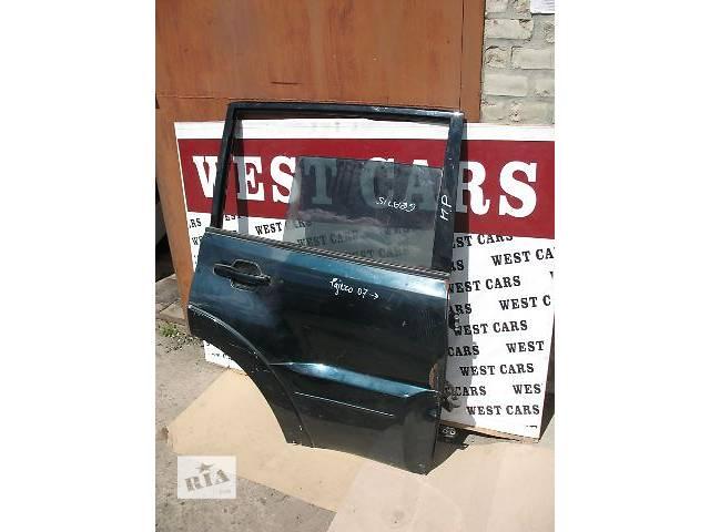купить бу Б/у дверь задняя для легкового авто Mitsubishi Pajero Wagon 2007 в Луцке