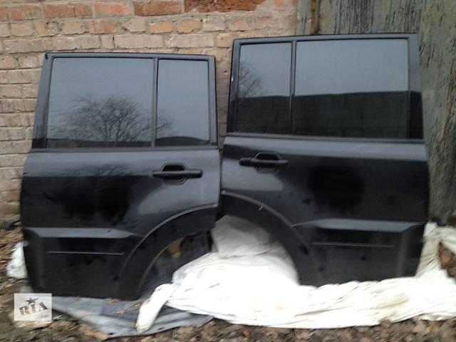 Б/у дверь задняя для легкового авто Mitsubishi Pajero Wagon КОМПЛЕКТНЫЕ - объявление о продаже  в Киеве