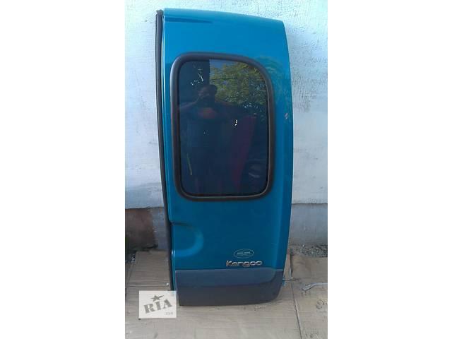 купить бу Б/у дверь задняя для легкового авто Nissan Kubistar 2 в Ковеле