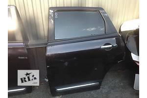 б/у Двери задние Nissan Qashqai+2