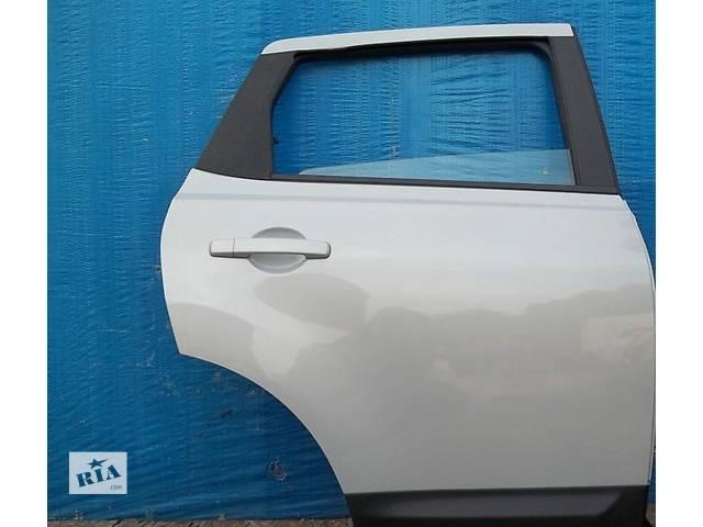 продам Б/у дверь задняя для легкового авто Nissan Qashqai бу в Ровно