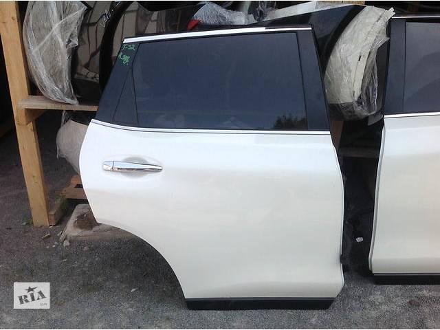бу Б/у дверь задняя для легкового авто Nissan X-Trail в Ровно