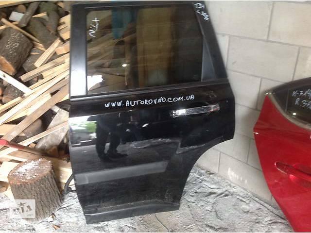 Б/у дверь задняя для легкового авто Nissan X-Trail- объявление о продаже  в Ровно