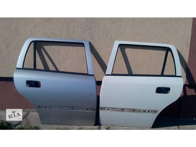 продам Б/у дверь задняя для легкового авто Opel Astra G бу в Киеве