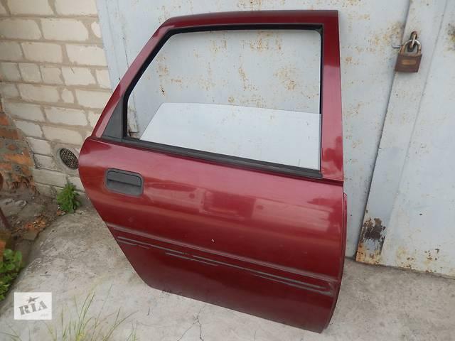 бу Б/у дверь задняя для легкового авто Opel Vectra A в Умани
