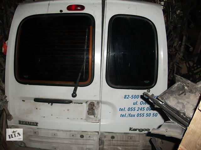 бу Б/у дверь задняя для легкового авто Renault Kangoo 2000-2007 год в Ковеле