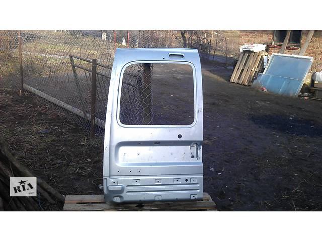 Б/у дверь задняя для легкового авто Renault Kangoo- объявление о продаже  в Львове