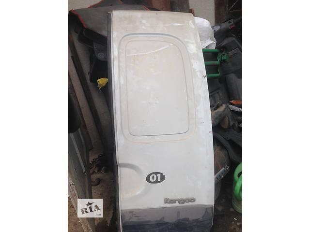 продам Б/у дверь задняя для легкового авто Renault Kangoo бу в Мукачево