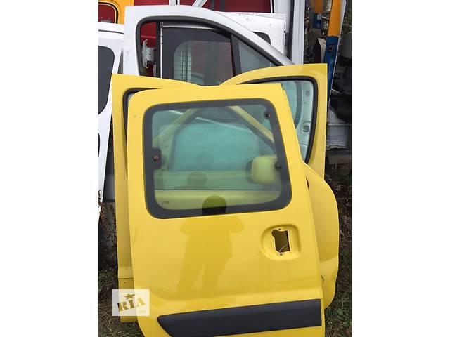 купить бу Б/у дверь задняя для легкового авто Renault Kangoo в Бродах (Львовской обл.)