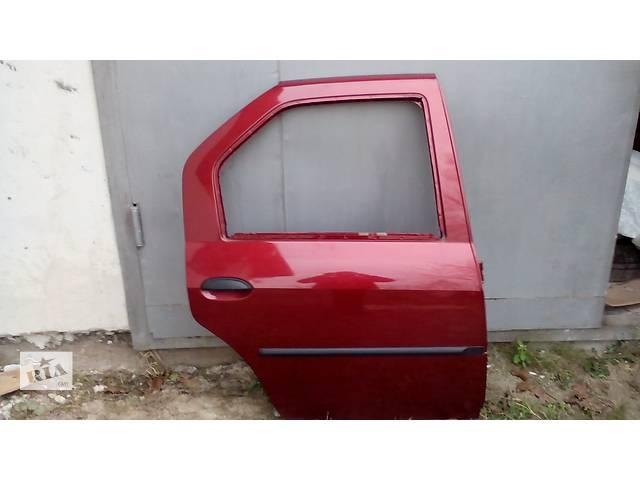 купить бу Б/у дверь задняя для легкового авто Renault Logan в Львове