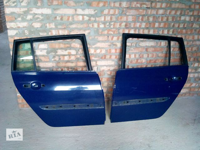 бу Б/у дверь задняя для легкового авто Renault Megane 2006 в Луцке