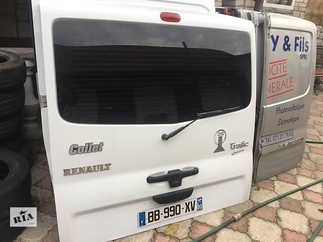 продам Б/у дверь задняя для легкового авто Renault Trafic бу в Ковеле