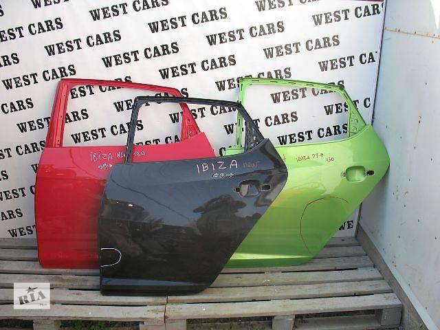 Б/у дверь задняя для легкового авто Seat Ibiza 2010- объявление о продаже  в Луцке