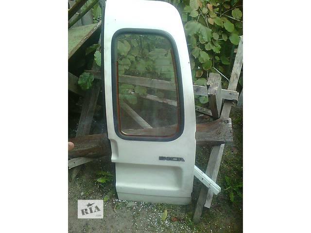 Б/у дверь задняя для легкового авто Seat Inca- объявление о продаже  в Ковеле