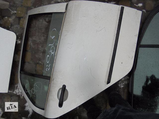 купить бу Б/у дверь задняя для легкового авто Skoda Fabia 2005 в Львове