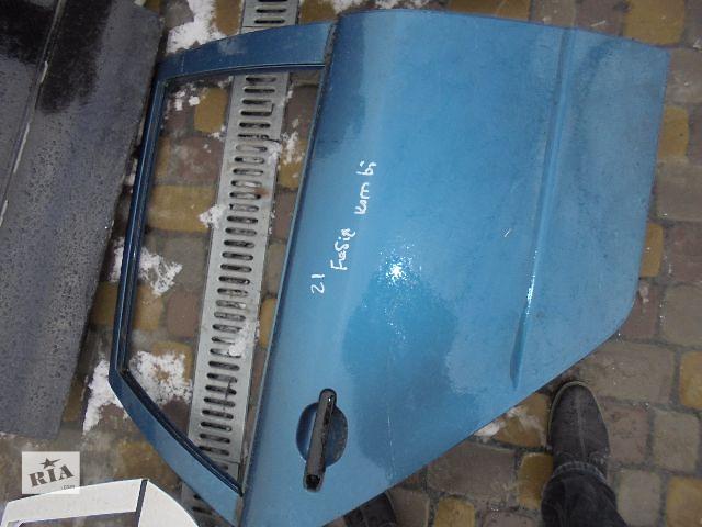 бу Б/у дверь задняя для легкового авто Skoda Fabia Combi 2005 в Львове