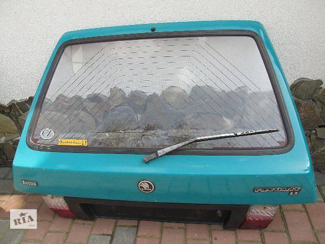 бу Б/у дверь задняя для легкового авто Skoda Favorit в Хусте
