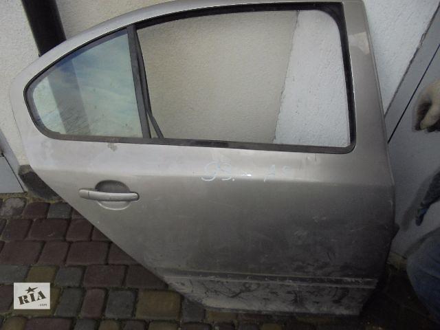бу Б/у дверь задняя для легкового авто Skoda Octavia A5 2008 в Львове