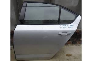 б/у Двери задние Skoda Octavia A7