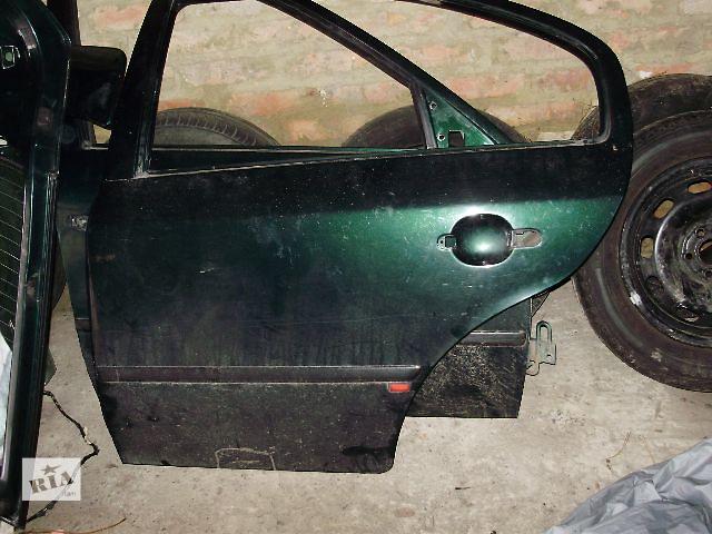 купить бу Б/у дверь задняя для легкового авто Skoda Octavia Elegance в Александрие
