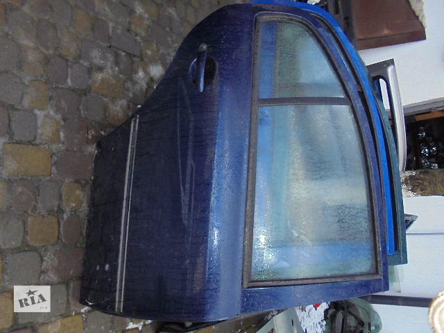 продам Б/у дверь задняя для легкового авто Skoda Octavia Tour 2005 бу в Львове