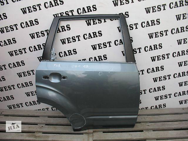 Б/у дверь задняя для легкового авто Subaru Forester 2009- объявление о продаже  в Луцке