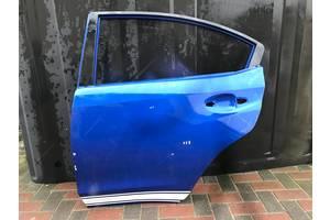 б/у Двери задние Subaru Impreza WRX STI Sedan