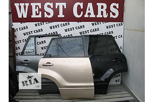 б/у Двери задние Suzuki Grand Vitara (5d)