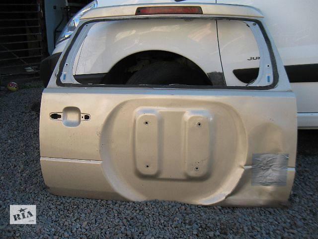 продам Б/у дверь задняя для легкового авто Suzuki Grand Vitara (5d) 2006 бу в Ровно