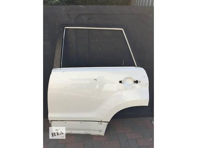 Б/у дверь задняя для легкового авто Suzuki Grand Vitara- объявление о продаже  в Бучаче